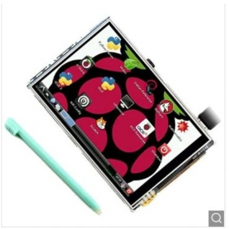 3.5 Inch Raspberry Pi 3B+ Display Raspberry Pi 3B+ Touch Display Plus Touch Pen - Multi-A