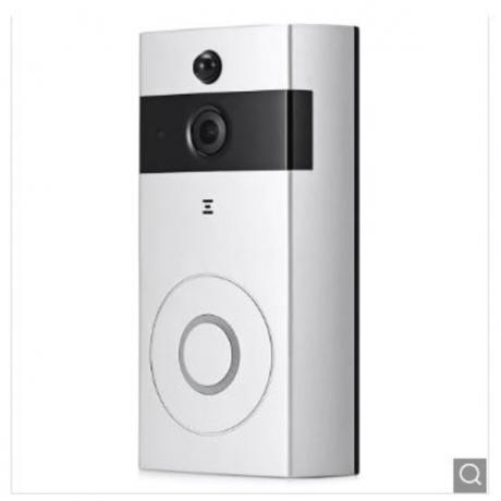 Alfawise L7 Intelligent Video Doorbell - Silver