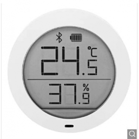 Bluetooth Thermometer Hygrometer from Xiaomi Youpin - White