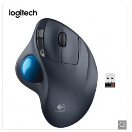 Logitech M570 Wireless Mouse with 1000DPI Optical Trackball Ergonomic Mouse for Windows 10 8 7 Mac - M570 China
