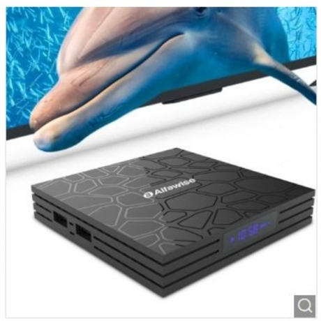 Alfawise T9 TV Box - Black US
