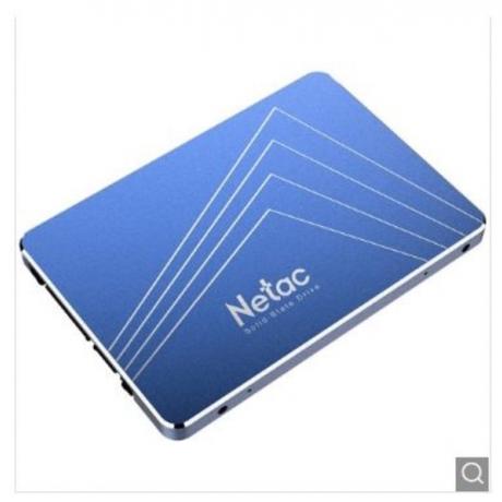 Netac N600S SATA3 SSD Solid State Disk - Sky Blue 360GB