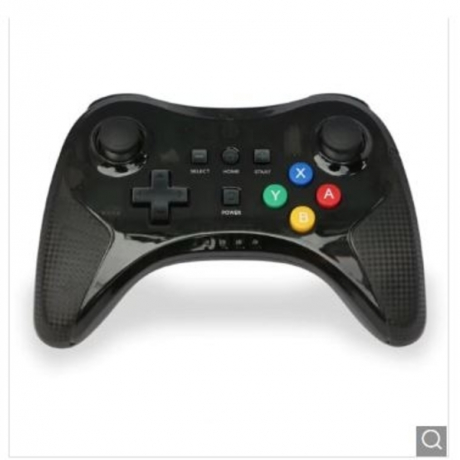 Bluetooth Wireless Bluetooth Controller Gamepad Joystick Color Button with Light Game Remote Control - Black