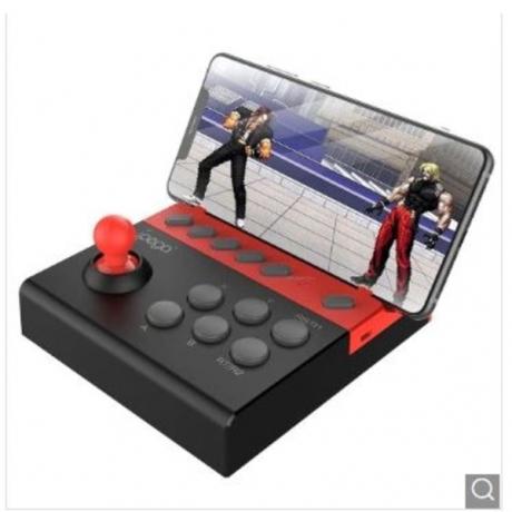 iPEGA PG - 9135 Fighting Game Rocker - Black
