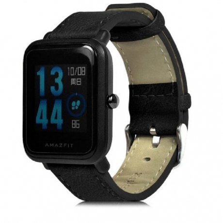 TAMISTER Watch Strap for AMAZFIT Youth Ed. - Black