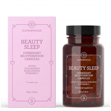 Supermood Beauty Sleep Overnight Rejuvenating Capsules (70 Capsules)
