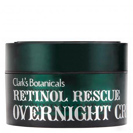 Clark's Botanicals Retinol Rescue Overnight Cream 1.7oz