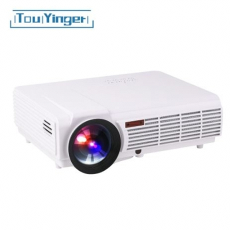 LED96+ BT96 projector Android wifi 1280*800 Full HD 1080p Video 3D LED Home Projector lcd Beamer VGA Pls Read the bug in details