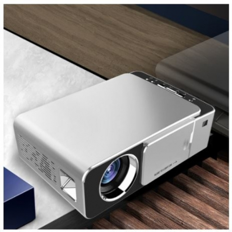 T6 Mini led projector full hd 1080p proyector 2600 Lumens Android USB HDMI VGA AV Home Theater 1280x720 Short throw Beamer LCD