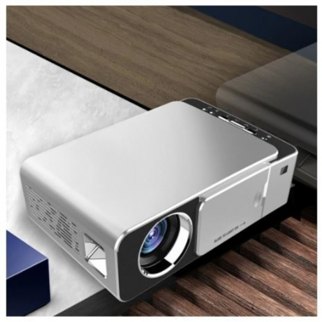 T6 Mini led projector full hd 1080p proyector 3500 Lumens Android USB/HDMI/VGA/AV Home Theater 1280x720 Short throw Beamer