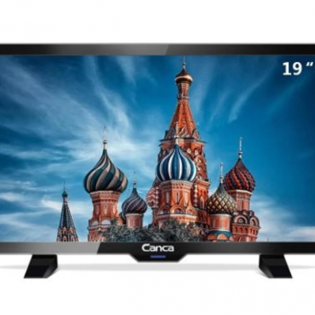 Canca DTMB CMMB DVB-T TV 19inches TV Full HD HDMI/USB/AV/RF/VGA Multi-Interface Monitor Eyecare Elegant Narrow