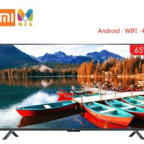 Xiaomi Mi TV Android Smart TV 4S 65 inches 4K HD Screen TV Set WIFI Ultra-thin 2GB+8GB Dolby sound Multi language