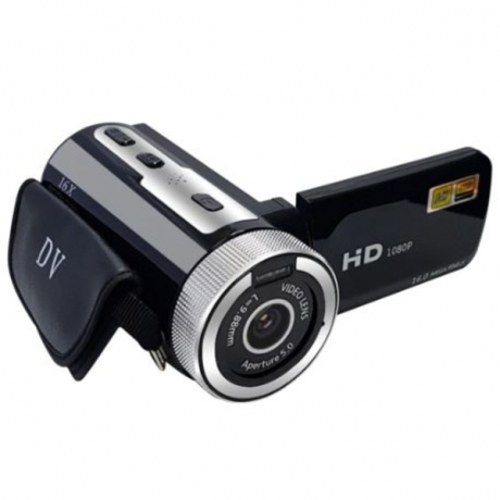 NEW 2019 2.4 Inch LCD Screen Video Camcorder HD 1080P Handheld Digital Camera 16X Digital Zoom 19Feb27