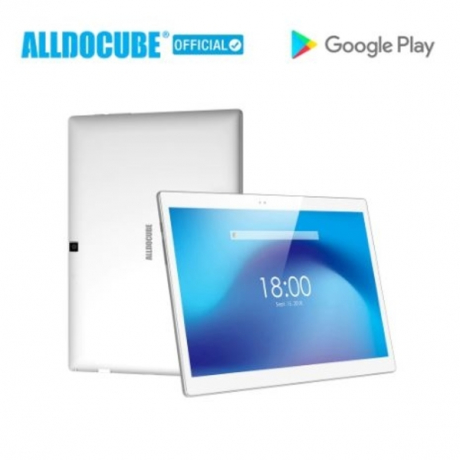 ALLDOCUBE X 10.5 Inch Android Tablet Android 8.1 MTK8176 Hexa Core 2560 x 1600 resolution touch AMOLED screen Dual 8.0MP camera