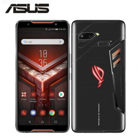 Global ASUS ROG Phone ZS600KL Gaming Phone 8GB 128GB/512GB 3Camera 4K UHD 6.0