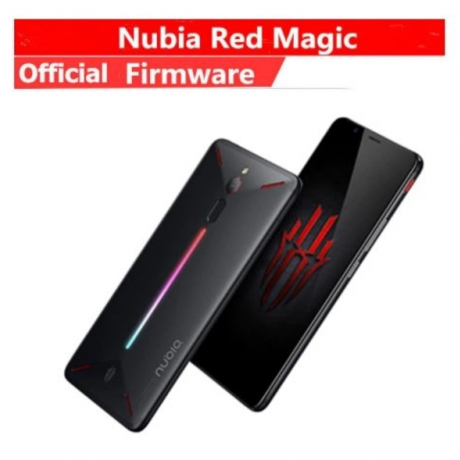 International Firmware Nubia Red Magic 4G LTE Cell Phone Android 8.1 6.0
