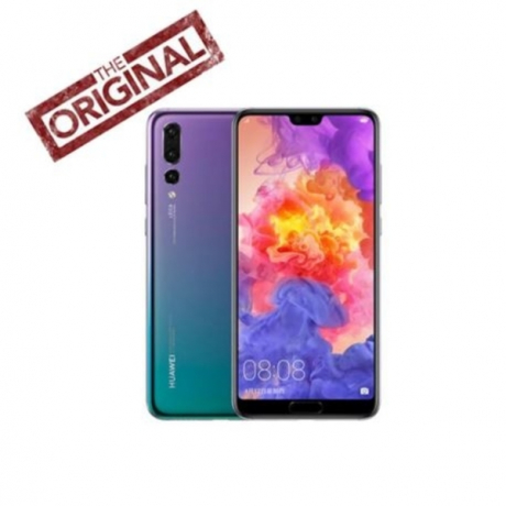 Original Huawei P20 Pro 6GB 64GB 6.1 inch Kirin 970 Octa Core IP67 40.0MP Android 8.1 Face ID Super Charge Sup NFC Smart Phone