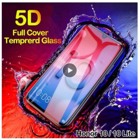 5D Tempered Glass for Huawei Honor 10 20 Lite Pro Screen Protector Honor 10i 20i Glass for Huawei Honor 10 Lite 20 Light 10 20 i