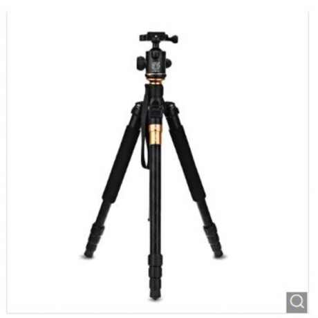 QZSD Q999 62.2 Inches Lightweight Tripod Monopod - Black