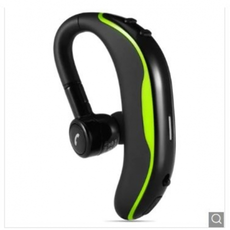 F600 Wireless Bluetooth Headset Stereo Sports Headphone - Green