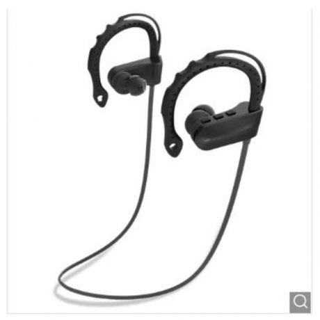 Q12 Wireless In Ear Headphones Bluetooth - Black