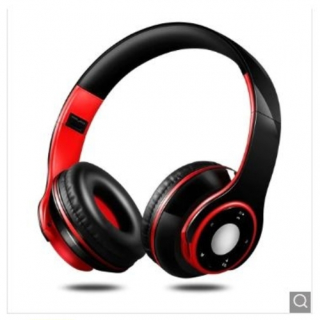 Wediamond Wireless Bluetooth Headset - Red