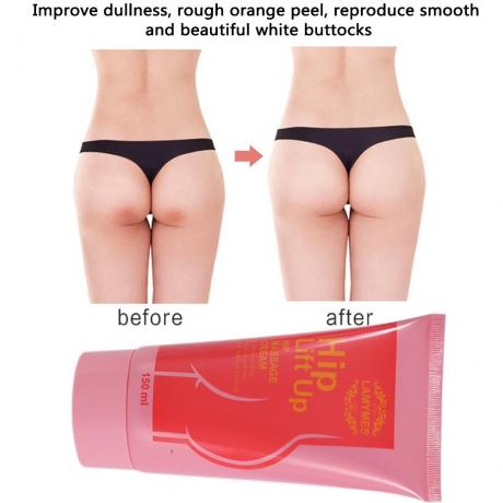 Ofanyia Hip Lift Up Cream Hip Up Butt Enhancement Massage Cream for Bigger Buttocks Up Butt Enlargement Cream