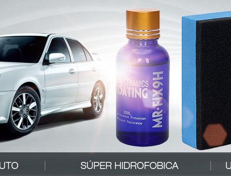 Mr.Fix 9H nano ceramic coating Anti-scratch Car Polish Car Liquid Ceramic Coat car Paint Care Super Hydrophobic Glass Coating