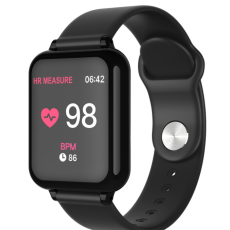 Hottest health sport smart watch ip68 waterproof heart rate smartwatch B57
