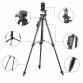 Digital camera mobile phone tripods , Lightweight camera tripods