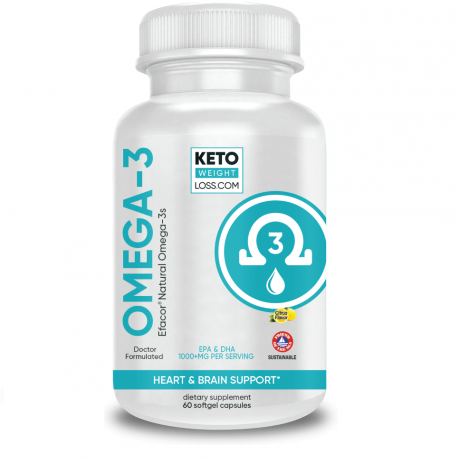 KETO OPTIMIZED OMEGA 3