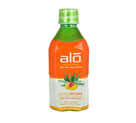 ALO Essentials Aloe Vera Juice Drink Mango Delight -- 11.8 fl oz