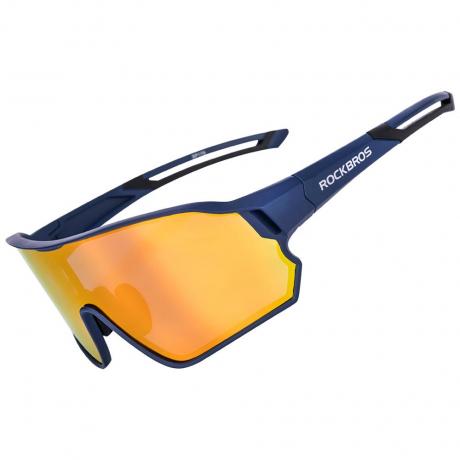 ROCKBROS Polarized Sports Light Frame Cycling Cricket Bike Sunglasses Driving Fishing Cycling Sunglasses