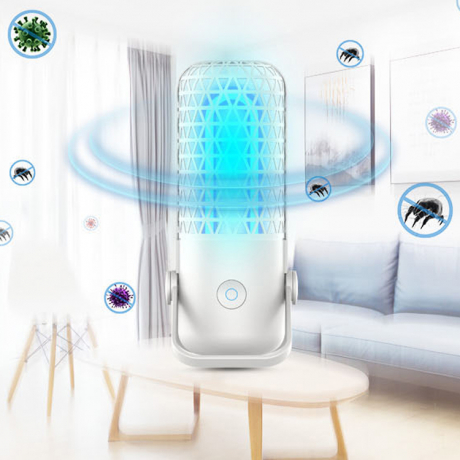Medical Masks Factory Portable House UV Light Room Sanitizer Disinfection Lamp Sterilization For Home