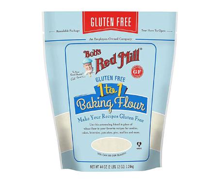 Bob's Red Mill 1-to-1 Baking Flour Gluten Free -- 44 oz