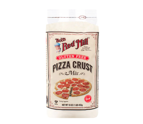 Bob's Red Mill Gluten Free Pizza Crust Mix -- 16 oz