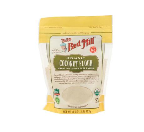 Bob's Red Mill Organic Coconut Flour -- 16 oz