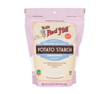 Bob's Red Mill Potato Starch Unmodified Gluten Free -- 22 oz