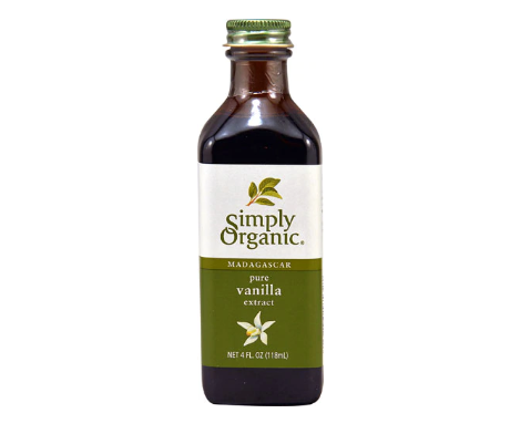 Simply Organic Madagascar Pure Vanilla Extract -- 4 fl oz