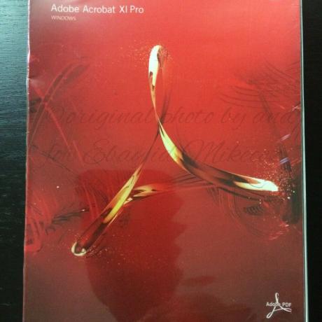 Adobe Acrobat XI Pro (Retail)