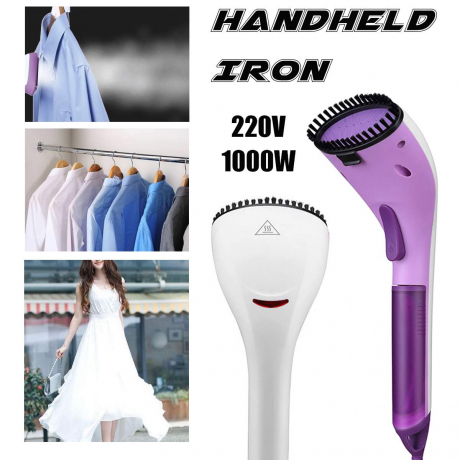 220V Handheld Travel Portable electric Steamer Clothes Garment Steam Iron