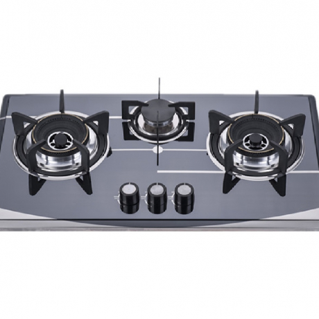 Factory make Commercial gas hob with CE certificate