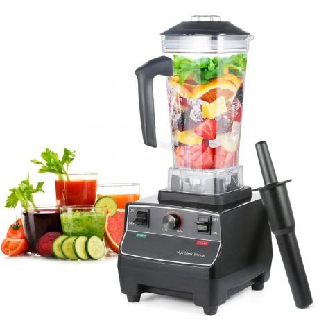 Vietnam high speed commercial juicer blender