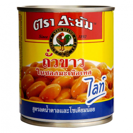 សៀងកំប៉ុង Baked Beans Light in Tomato 230gr x 48
