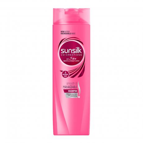 សាប៊ូកក់សក់ សាំងសីល Sunsilk Shampoo Smooth & Manageable 170ml
