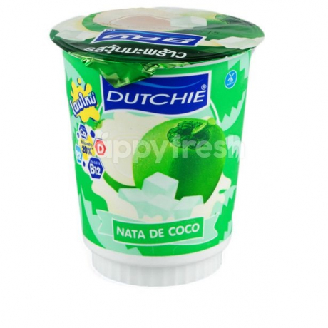 Dutch Mill yoghurt (nata de coco)-135g