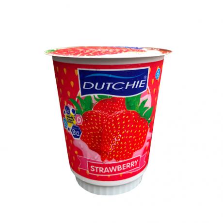 Dutch Mill yoghurt (straw) - 135g