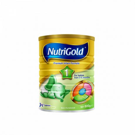 ម្សៅទឹកដោះគោ NutriGold1 800g