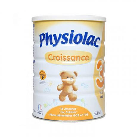 ម្សៅទឹកដោះគោ Physiolac3 900g