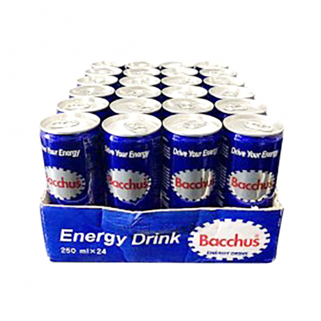 Bacchac 250ml*24 Cans
